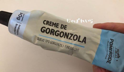 ゴルゴンゾーラ チューブ 画像